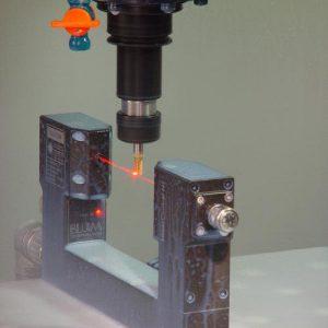 Laservermessung Zahntechnik